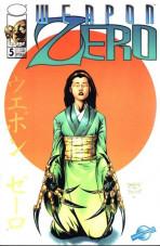 Weapon Zero Vol.1 nº 5