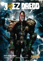 Juez Dredd: Heavy Metal Dredd
