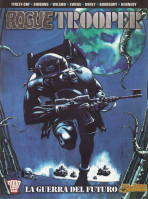 Rogue Trooper Vol.1 nº 1 - La Guerra del Futuro