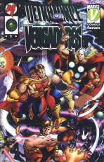Ultraforce / Vengadores