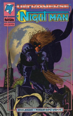 The Night Man Vol.1 nº 1