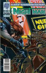 The Night Man Vol.1 nº 2