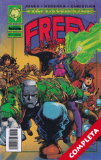 Freex Vol.1 - Completa -