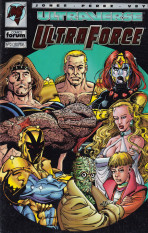 Ultraforce Vol.1 nº 0