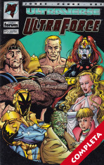 Ultraforce Vol.1 - Completa -