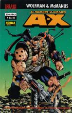 El hombre llamado A-X Vol.1 nº 1