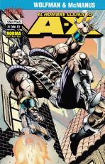 El hombre llamado A-X Vol.1 nº 2