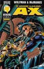 El hombre llamado A-X Vol.1 nº 4