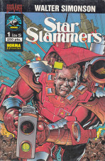 Star Slammers Vol.1 nº 1