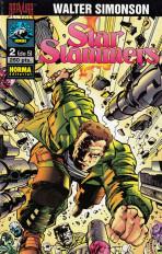 Star Slammers Vol.1 nº 2