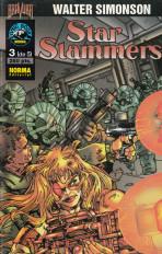 Star Slammers Vol.1 nº 3