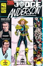 2000 AD Presenta Vol.1 nº 3 - Juez Anderson