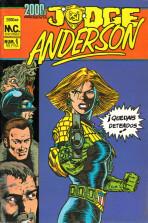 2000 AD Presenta Vol.1 nº 4 - Juez Anderson