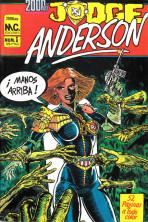 2000 AD Presenta Vol.1 nº 5 - Juez Anderson