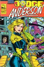 2000 AD Presenta Vol.1 nº 6 - Juez Anderson