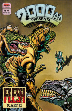 2000 AD Presenta Vol.1 nº 16 - Flesh