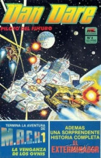 Dan Dare Vol.1 nº 2