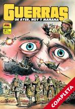 Guerras de ayer, hoy y mañana Vol.1 - Completa