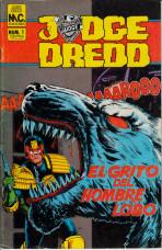 Judge Dredd / Juez Dredd Vol.1 nº 1