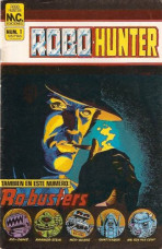 Robo-Hunter Vol.1 nº 1