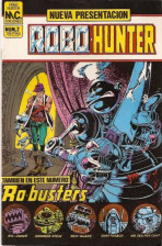Robo-Hunter Vol.1 nº 2