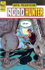Robo-Hunter Vol.1 nº 3