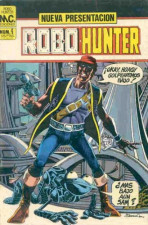 Robo-Hunter Vol.1 nº 4