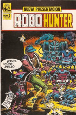 Robo-Hunter Vol.1 nº 5