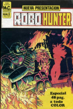 Robo-Hunter Vol.1 nº 6