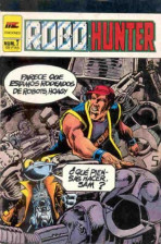 Robo-Hunter Vol.1 nº 7