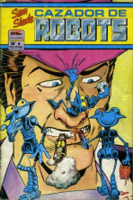 Robo-Hunter Vol.1 nº 8