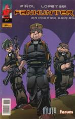 Fanhunter: Animated Series Vol.1 nº 7