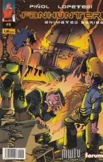 Fanhunter: Animated Series Vol.1 nº 8