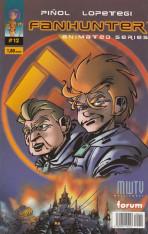 Fanhunter: Animated Series Vol.1 nº 12