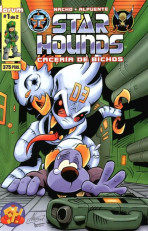 Star Hounds: Cacería de Bichos Vol.1 nº 1