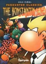 Fanhunter Classics Vol.1 nº 1 - The Konstantin Saga