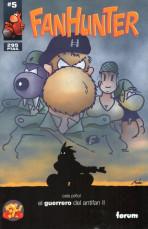 Fanhunter Vol.1 nº 5 - El guerrero del antifan II