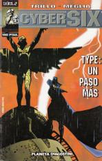 CyberSIX Vol.1 nº 2 - Type: un paso más