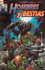 Hombres y Bestias Vol.1 nº 1