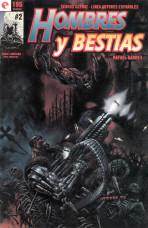 Hombres y Bestias Vol.1 nº 2