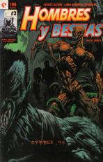 Hombres y Bestias Vol.1 nº 3