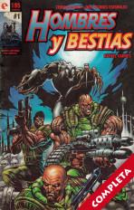 Hombres y Bestias Vol.1 - Completa