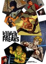 El Reto de los Super-Freaks