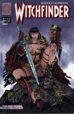 Witchfinder Vol.1 nº 1