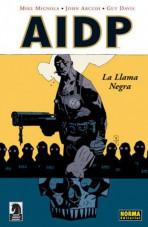 AIDP Vol.1 nº 5 - La llama negra