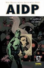 AIDP Vol.1 nº 7 - El jardín de las almas