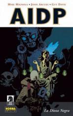 AIDP Vol.1 nº 11 - La diosa negra