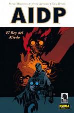 AIDP Vol.1 nº 14 - El rey del miedo