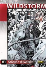 Deathblow Vol.1 nº 1 - Santos y Pecadores