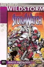 Stormwatch Vol.1 nº 1 - Malos Presagios